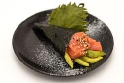 Temaki salmon - 1 pezzo