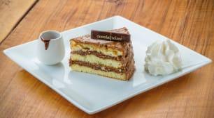 Una fetta di torta : Nocciolata