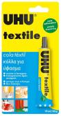 Cola Uhu Textile 19ml/20g 38350