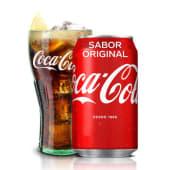 Coca-Cola Sabor Original lata (330 ml.)