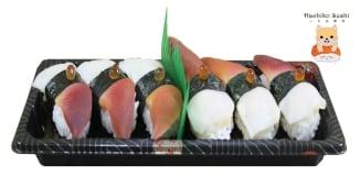 Nigiri de Almeja Japonesa (6 pzas.)