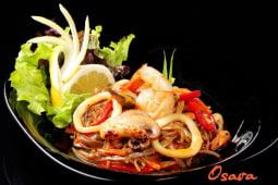 Які-Собу з морепродуктами (260г)
