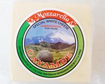 Cayambe Queso Mozzarella 500G