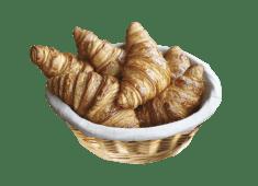 12 mini croissant - bridor