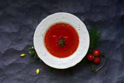 Cream-soup with tomatoes 320gr