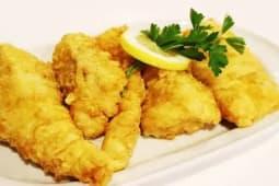Filetes Pescada Dourados Diária