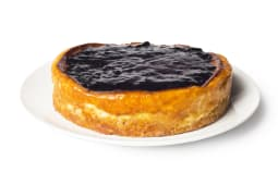 Cheesecake con arándanos