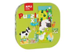 Puzzle Xxl A Quinta Apli 12pcs 16486