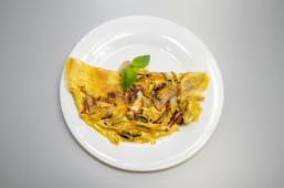 Omleta cu legume + racoritoare  - 500ml