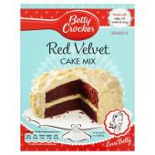 Betty C Red Velvet Cake Mix-425G