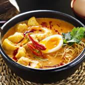 Malay curry laksa