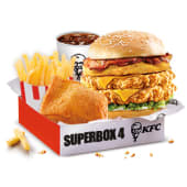 Menu Superbox 4 Double