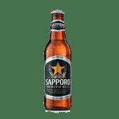 Cerveza Sapporo Lager (33 cl.)