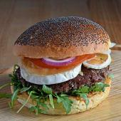 Burger Koziołek XXL