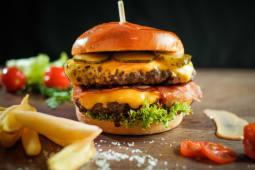 Mega Omega Burger