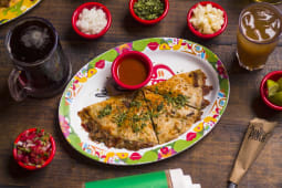 Taconqueso Bistec