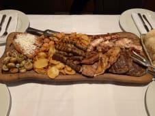 Gurmanska Plata ''Maredo Grill''  -  za  5 osoba