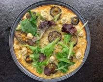 Pizza Familiar VeganFriendly (33 cm.)