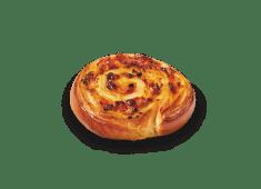 Roll de pizza