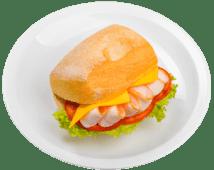 Чікен фреш-сендвіч (220г)