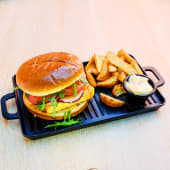 Nandana Burger Paneer