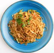 194. Yakisoba marisco y verduras