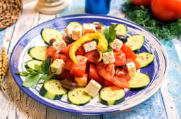 Insalata Greca Choriatiki tradizionale