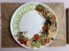Мікс салату з морепродуктами (280г)