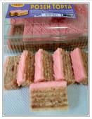 Roze torta 300gr