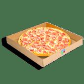 Pizza di jamón