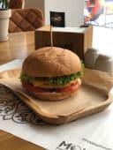 Бургер з курятиною (400г)