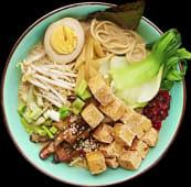 Ramen Tantanmen Wege z Tofu