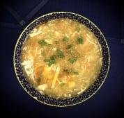 Гострий суп з крабом та сиром тофу (450г)