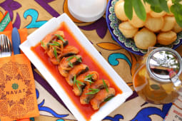 Рыба в кисло-сладком соусе (350г)