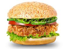 BBQ бургер Zeenger