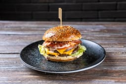 Batak Burger Double