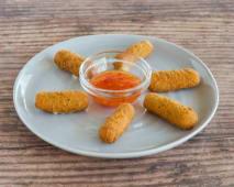 Palitos de Mozzarella (6 Unidades)