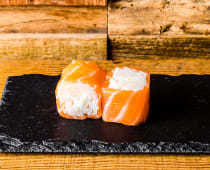 Salmon Roll Cheese