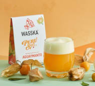 Wasska Aguaymanto Mix Pisco Sour