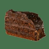 Tort cu cremă bogată de ciocolată
