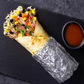 Burrito Wołowina Szarpana