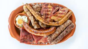 Mešano meso za dve osobe