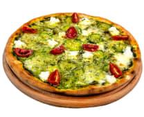 Pizza Pesto (27 cm.)