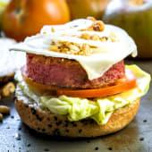 Hamburguesa La Beyondburg (vegana)