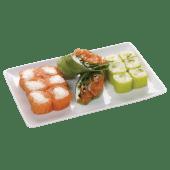 Menu fish & cheese