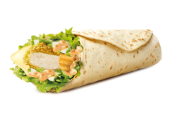 Menu Junior Wrap Giant