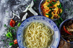 Фирменное блюдо «Lanzhou»