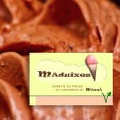 Sorbete de Maduixes (500 ml.)