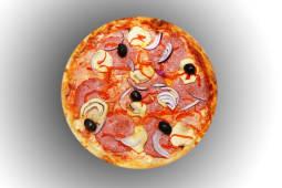 Pizza Quatro Stagioni
