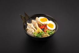 Суп Рамен з гедза (яловичина) (600г)